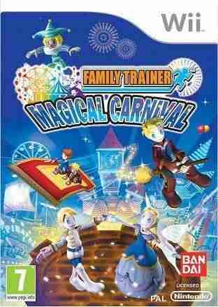 Descargar Family Trainer Magical Carnival [MULTI5][PAL][WiiERD] por Torrent